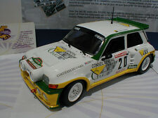 Solido S1850001 # Renault Maxi 5 Turbo #20 Rallye des Carrigues 1986 Touren 1:18