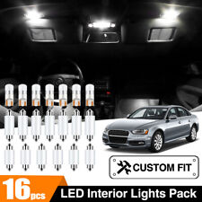 XUKEY Interior Dome LED Trunk Cabin Light Kit For Audi A4 S4 RS4 B8 2008-2016