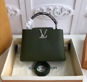 Louis Vuitton Bags Capucines BB Limited Edition Authentic Perfect preservation