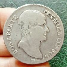 Bonaparte Premier Consul - 5 Francs - An 12 I  Limoges