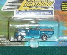 JOHNNY LIGHTNING 1929? FORD CUSTOM PICK UP w COLLECTOR STICKER 1/64