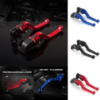 1 Pair For Yamaha YZF R1 R6 2005-2008 2006 2007 Brake Clutch Levers CNC 3 Colors