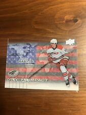 2015-16 Upper Deck Ice Global Impact 4 Card Lot