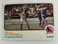 1973 Willie Stargell # 370 Pittsburgh Pirates Topps Baseball Card HOF