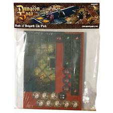 Dungeon Saga, Halls of Dolgarth Tile Pack Set, Expansion Kit, New
