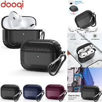 For Apple AirPods Pro / 2 / 1 Rugged Heavy Duty Shockproof Slim Armor Case Cover