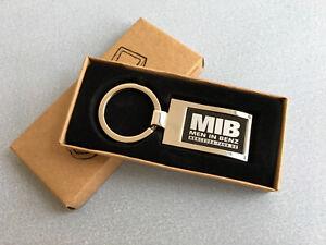 30% SALE MIB -  MEN IN BENZ  Schlüsselanhänger Key Chain verchromt hochglänzend