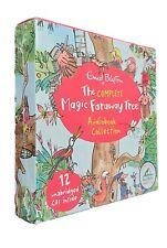 Magic Faraway Tree 12 Cds Audio Collection Box Set Enid Blyton Kids Stories New