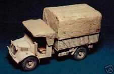 1/76th camión de la segunda guerra mundial británico Austin K30 GS Wee amigos WV76009 Kit de Modelo Sin Pintar