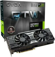 EVGA GeForce GTX 1060 FTW+ GAMING, 6GB GDDR5, ACX 3.0 & LED(06G-P4-6368-KR)