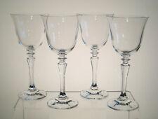 """PRESTIGE SCHOTT ZWIESEL Water Goblets 7 7/8"""", SET of FOUR, Multi Sets Avail"""
