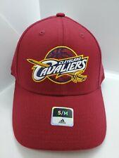 Cleveland Cavaliers Adidas Burgundy Small/Medium Hat Cap