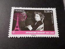 FRANCE 2013 timbre 4815, CELEBRITE' TELEVISION, J. JOUBERT neuf**, MNH CELEBRITY