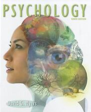 Psychology by David G. Myers 10th Edition Loose Leaf.