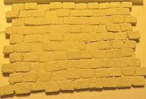 Customizable plaster cobblestone Diorama Model Base 1/35 - 1/16  Quantity avail!