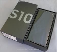 SAMSUNG GALAXY S10 DUOS 128GB G973 BLACK * wie NEU OVP * OHNE BRAND vom HÄNDLER