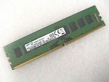 8Gb DDR4-2133 desktop RAM 288-pin made by Samsung