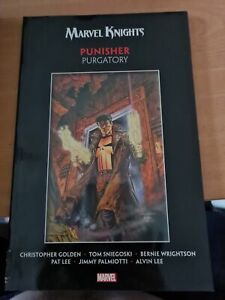 Marvel Knights - Punisher - Purgatory