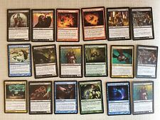 LOTTO 45 CARDS SERIE MAGIC THE GATERING - DECKMASTER