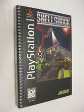Shellshock (PlayStation PS1) LongBox Brand New, Sealed Mint!