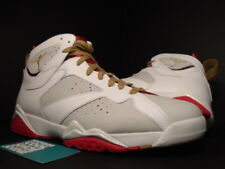 2011 Nike Air Jordan VII 7 Retro YOTR YEAR OF THE RABBIT GREY WHITE RED GOLD 13