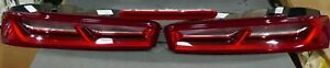 6th Gen Camaro 2016-2021 LED Upgrade Tail Lights 84136772, 23416448 and 3rd BL