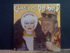 CHARLIE & THE PEP BOYS  Daddy's Girl    LP