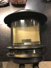 Rossini A2864 lampada da parete Nera alluminio esterno  Promo Esposizione