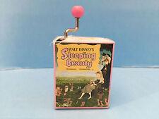 "Disney Sleeping Beauty Mini Music Box plays ""Once Upon a Dream"""