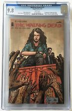 The Walking Dead #127 1st Magna Outcast Preview CGC 9.8 AMC TV Show Kirkman HOT!