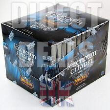 WOW TCG - World of Warcraft - Icecrown Citadel - Treasure Pack Box - FREE P+P