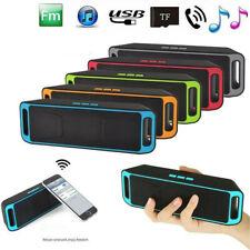 40w Wireless Bluetooth Speaker Waterproof Stereo Bass USB/TF/AUX MP3 Portable