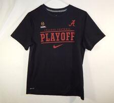 University of Alabama Crimson Tide NCAA College T Shirt Nike Dri Fit YOUTH LARGE