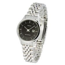 Elegante Damen Funkarmbanduhr (deutsches Funkwerk) Edelstahl Armbanduhr 964.4925