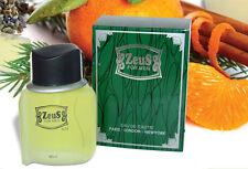 Zeus No.28 90ml EDT for Men Aromatic/Citrus + bonus free gift perfume