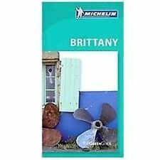 Michelin Green Guide Brittany Green Guide/Michelin