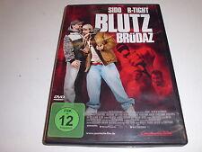 DVD  Blutzbrüdaz In der Hauptrolle Milton Welsh, Claudia Eisinger, Tim Wilde