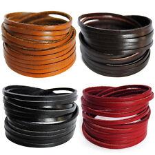 Real Lederarmband-Serie Bracelet Unisex! Bracelet Leather Bracelet