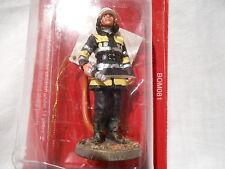 Pompier en tenue de feu de Munich de2003