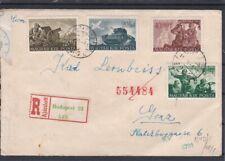 1940 Reco Brief Budapest - Graz Zensuriert ECHT gelaufen mit Ankunftstempel