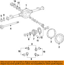 GM OEM Rear-Differential Case 25902687