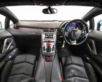 Wireless Apple CarPlay Android Auto for Lamborghini Aventador 2013-2020