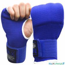 Articles bandages bleus pour arts martiaux et sports de combat