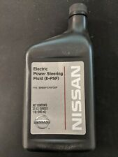 GENUINE OEM Nissan Electric Power Steering Fluid (E-PSF) 1-QT (999MP-EPSF00P)