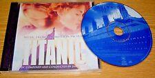CD album-Titanic di James Horner - 15 bei titolo vedere immagine a 2 (cd23)