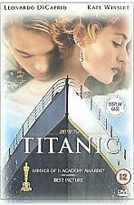 TITANIC - KATE WINSLET - NEW / SEALED DVD - UK STOCK