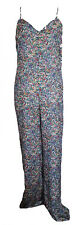 ZARA Womens MULTI COLOURED Ditzy Floral Print Jumpsuit Overalls UK S £39.99