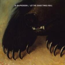 JD McPherson-Let The Good Times Roll-CD NUOVO