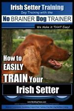 Irish Setter: Irish Setter Training - Dog Training with the No Brainer Dog.