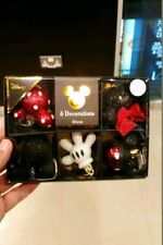 Primark Disney Mickey & Minnie Mouse Christmas All Occasions Decoration Baubles